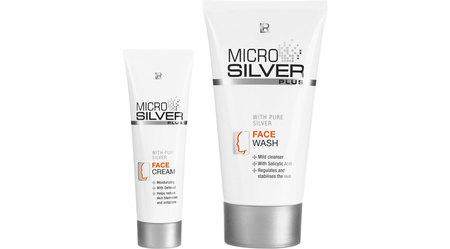 MICROSILVER PLUS Zestaw Pielęgnacja twarzy (1)