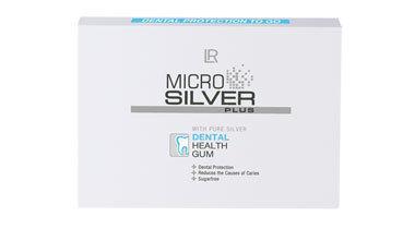 MICROSILVER PLUS Guma do żucia wspomagająca higienę zębów (1)