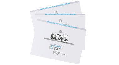 MICROSILVER PLUS Guma do żucia wspomagająca higienę zębów 3pak (1)