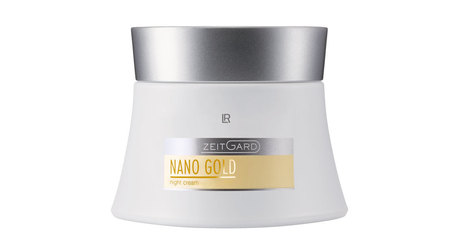 Nanogold Krem na noc (1)