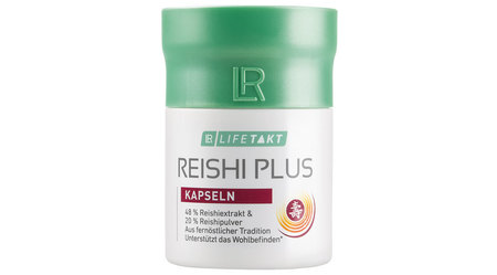 Reishi Plus (30 kapsułek) (1)