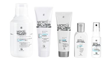 Microsilver Zestaw do higieny i pielęgnacji (1)