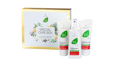Aloe Vera Special Care Box w opakowaniu świątecznym (1)