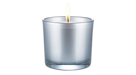 Świeca zapachowa Silver Glow - Cocooning Vanilla (1)