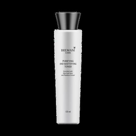 Oczyszczający i matujący tonik do twarzy (125 ml) (1)