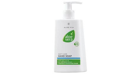 Aloe Vera Łagodne mydło w płynie do rąk (1)
