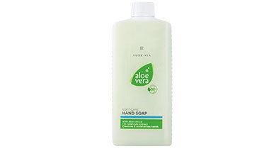 Aloe Vera Mydło w płynie – opakowanie uzupełniające (1)