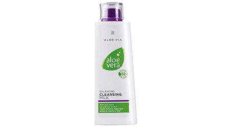 Aloe Vera Oczyszczające, równoważące mleczko (1)