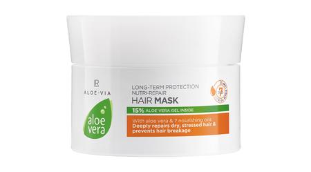 Aloe Vera Nutri-Repair Maska do włosów (1)